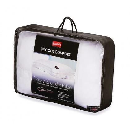 Slumberland Cool Comfort Deluxe Shoulder Pillow Bantal