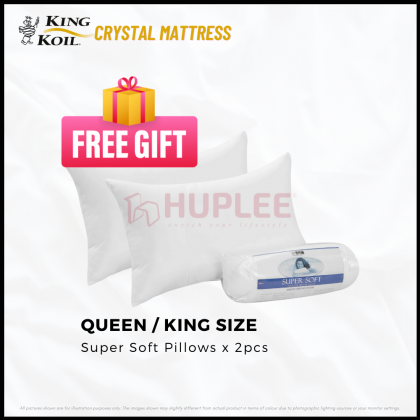 King Koil Crystal Mattress Only Tilam