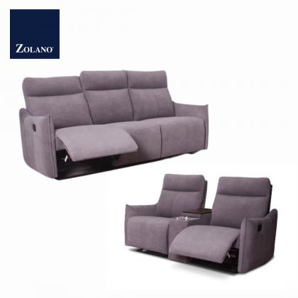 BORGLO Recliner Sofa 3 Seater
